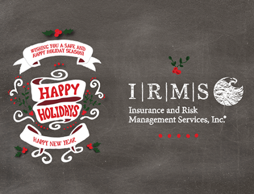 Happy Holidays from IRMS!